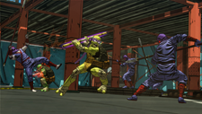 Teenage Mutant Ninja Turtles: Mutants in Manhattan (PS3) Screenshot 3