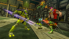 Teenage Mutant Ninja Turtles: Mutants in Manhattan (PS3) Screenshot 1