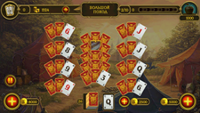 Knight Solitaire (EU) (Vita) Screenshot 1