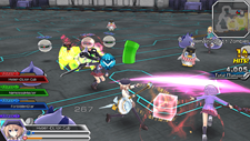 MegaTagmension Blanc + Neptune VS Zombies (EU) (Vita) Screenshot 4