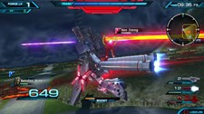 Mobile Suit Gundam Extreme VS-Force (Vita) Screenshot 2