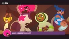 Laser Disco Defenders (Vita) Screenshot 2