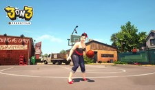 3on3 FreeStyle Screenshot 1