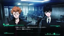 PSYCHO-PASS: Mandatory Happiness Screenshot 5