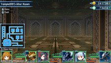 MeiQ: Labyrinth of Death (Vita) Screenshot 1