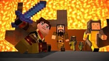 Minecraft: Story Mode - A Telltale Games Series Screenshot 6