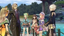 Atelier Shallie Plus: Alchemists of the Dusk Sea (Vita) Screenshot 6