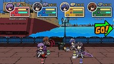 Phantom Breaker: Battle Grounds (Vita) Screenshot 2