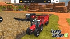 Farming Simulator 18 (Vita) Screenshot 1