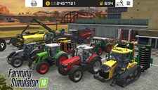 Farming Simulator 18 (Vita) Screenshot 5