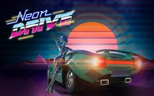 Neon Drive Screenshot 1
