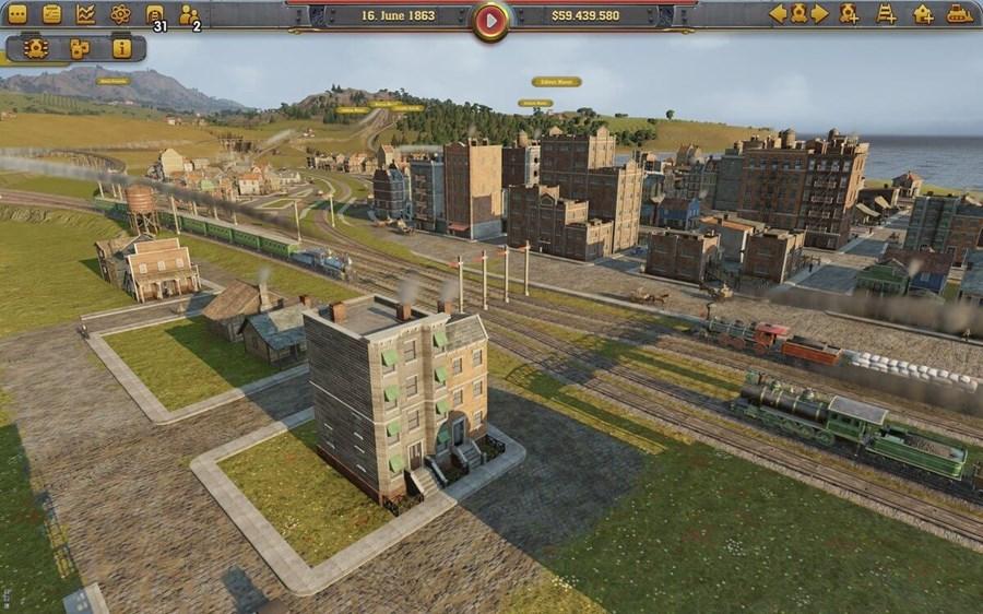 The Railway Empire Update {Forum Aden}