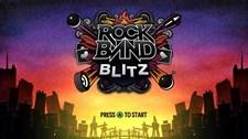 Rock Band Blitz Screenshot 1