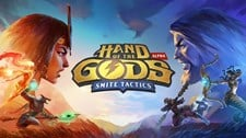 Hand of the Gods: SMITE Tactics Screenshot 7