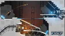 Bridge Constructor Portal Screenshot 8