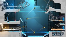Bridge Constructor Portal Screenshot 7