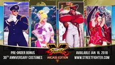 Street Fighter V Screenshot 1