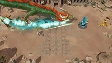 Hand of the Gods: SMITE Tactics Screenshot 2