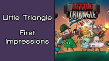 Little Triangle Screenshot 1