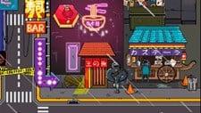 Neon City Riders Screenshot 3