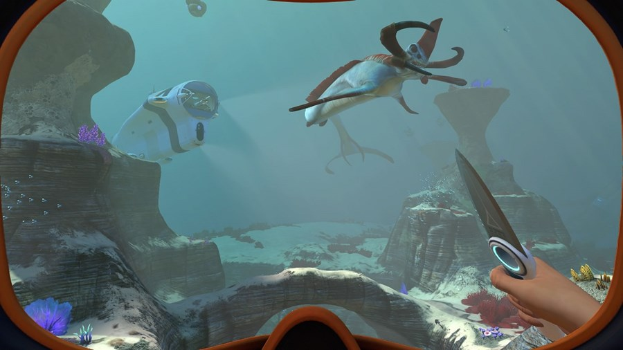 Subnautica Screenshots: Subnautica News, Trophies, Screenshots And Trailers