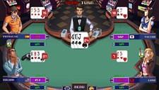Super Blackjack Battle II - Turbo Edition - The Card Warriors (EU) Screenshot 1