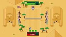 Timber Tennis: Versus Screenshot 2