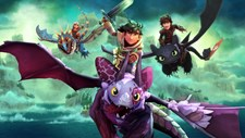 DreamWorks Dragons Dawn of New Riders Screenshot 2