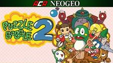 ACA NEOGEO PUZZLE BOBBLE 2 Screenshot 2