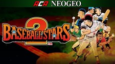 ACA NEOGEO BASEBALL STARS 2 Screenshot 2