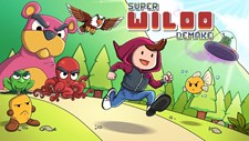 Super Wiloo Demake (EU) Screenshot 1