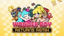 Wonder Boy Returns Remix (EU) Screenshot 1