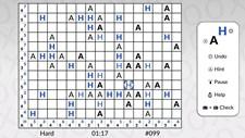 Tic-Tac-Letters by POWGI (Asia) (Vita) Screenshot 1