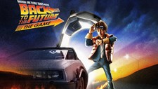 Back to the Future: The Game Screenshot 1