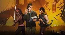 Bridge Constructor: The Walking Dead (EU) (PS4) Screenshot 1