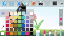 Paint Park Plus (Vita) Screenshot 1