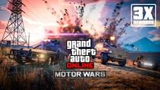 Grand Theft Auto V (PS4) Screenshot 8