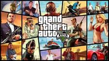 Grand Theft Auto V (PS4) Screenshot 2