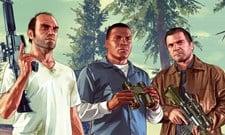 Grand Theft Auto V (PS4) Screenshot 1