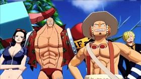 Plethora of Details Drop for One Piece: UWR