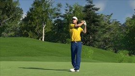 The Golf Club Tutorial Talks About Pitch Shots