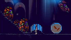 Screens and a Trailer Arrive From Another World