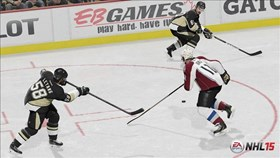 NHL 15 Showcases Living Worlds Enhancements