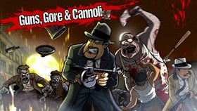 Guns, Gore & Cannoli Announced For Playstation 4