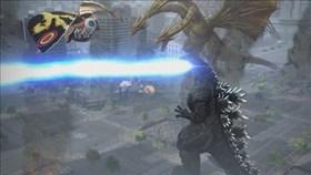 Godzilla Crashes E3