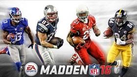 Madden NFL 16 Cover Vote