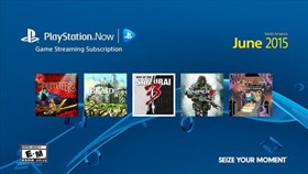 Playstation Now Update For June