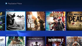 PlayStation Now July Update