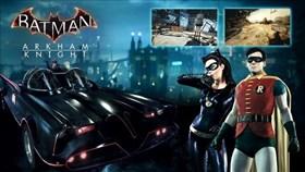 Batman AK Insider Showcases New Challenges