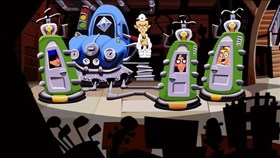 Day Of The Tentacle Remastered Trailer Shown